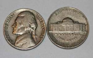 nickels per pound dollar
