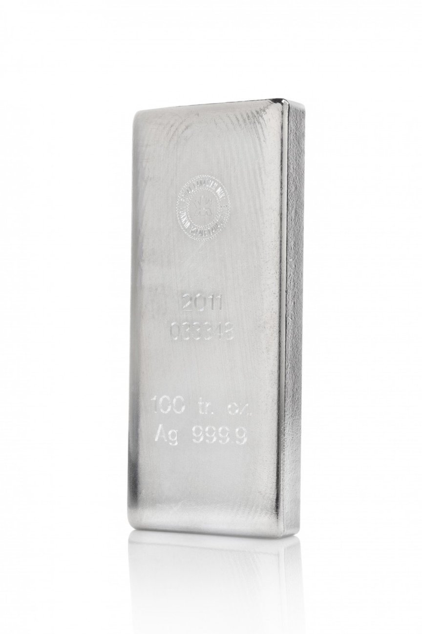 RCM Gold and Silver Bars