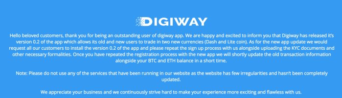 what is digiway
