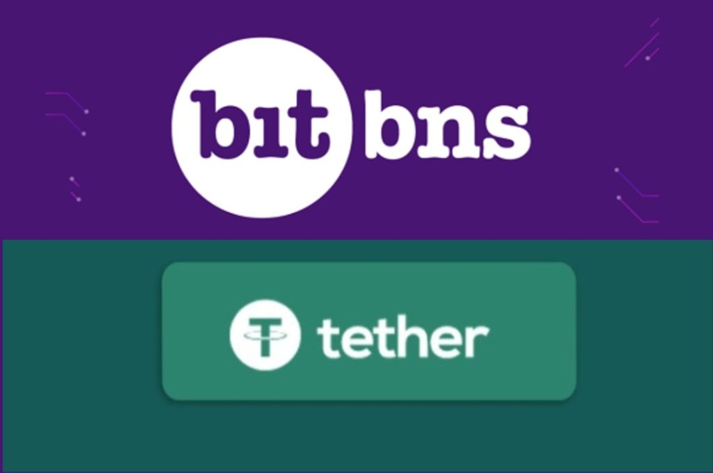 bitbns exchange lists USDT tether in India