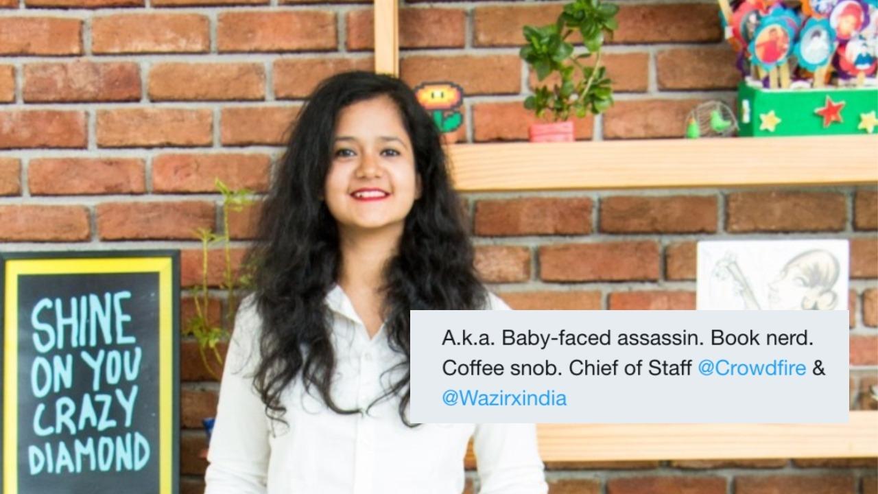 Wazirx Priyanka Sharma Women in blockchain story and interview