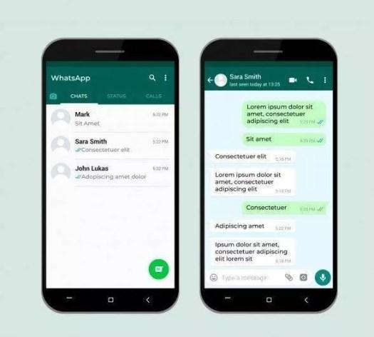 récupérer un message supprimé sur whatsapp