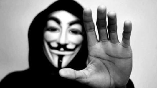 comment rejoindre Anonymous