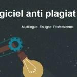 logiciel anti plagiat