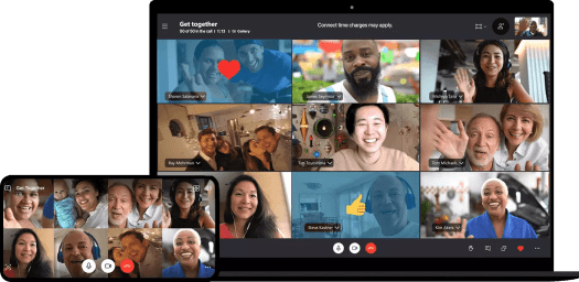 Skype - visioconférence