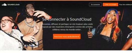 Soundcloud - écouter musique gratuitement
