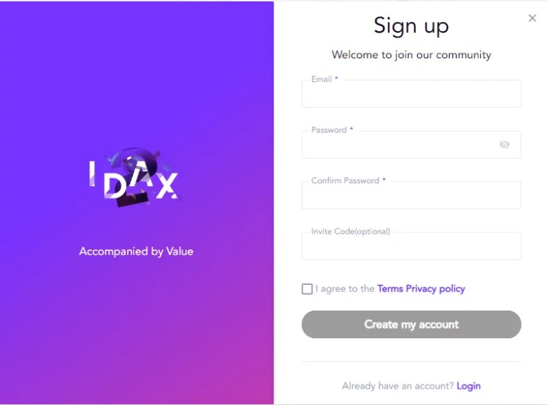IDAX Exchange Review | Fees, Security, Pros and Cons in 2019 4
