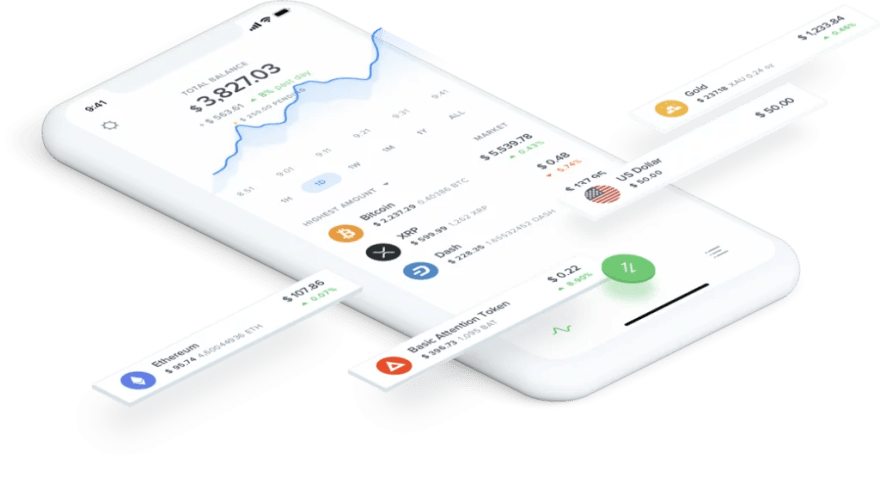 Uphold Digital Money Platform