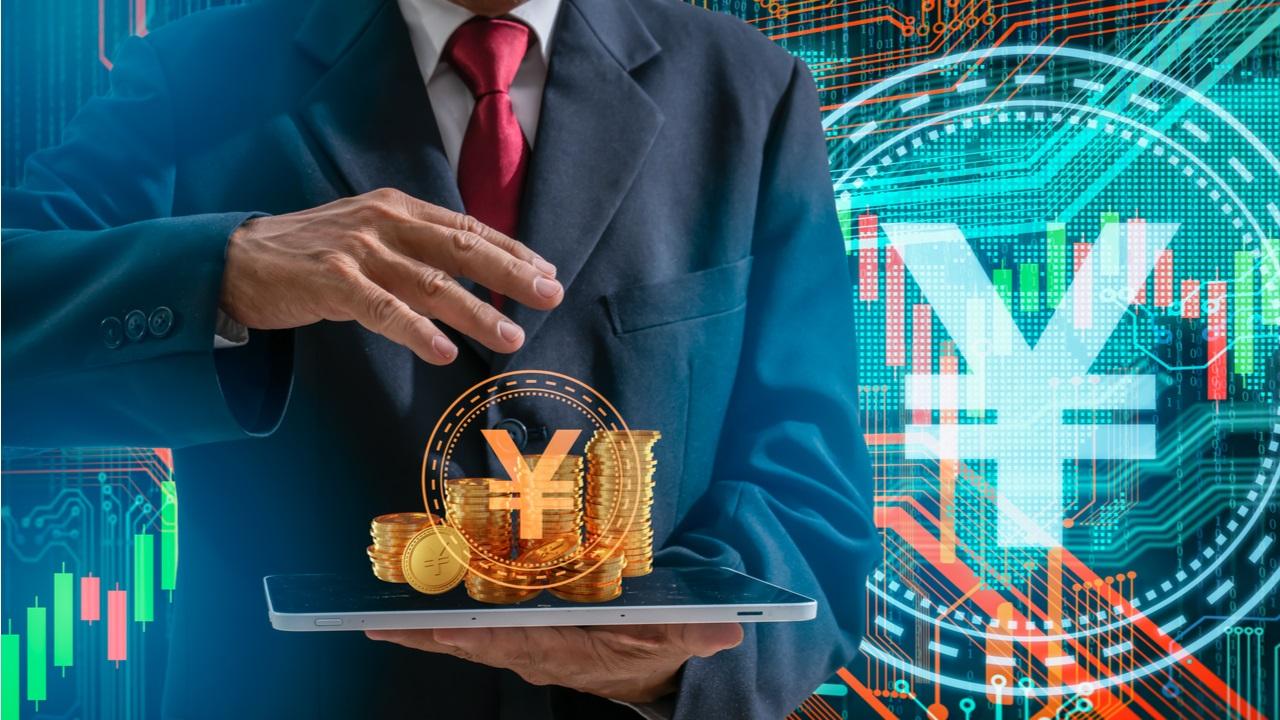 中国の銀行は投資と保険におけるデジタル元の新しいアプリケーションを求めています