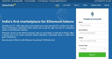Etherxindia review buy eather in india