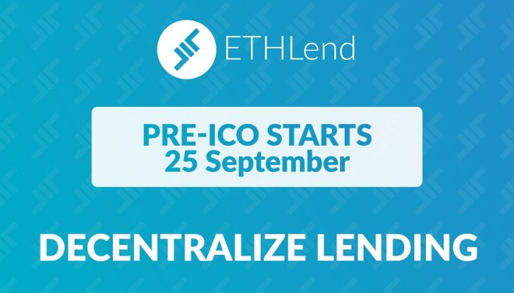ETHLend Review ICO Presale