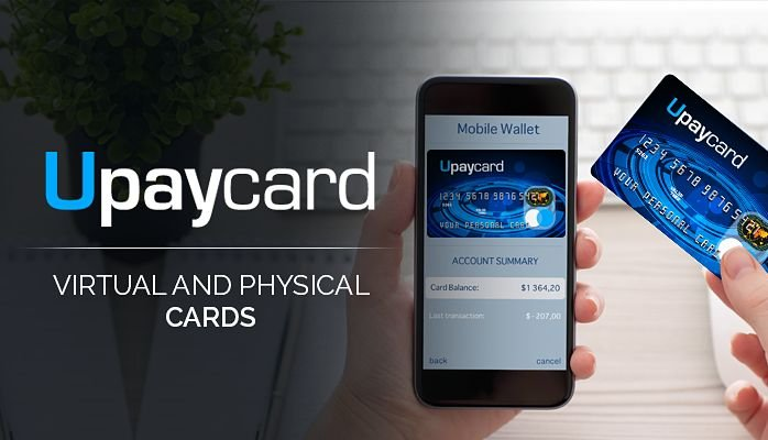 Upaycard Review Virtual Physical Card And Wallets With Bitcoin Exchange
