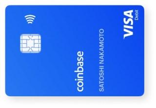 coinbase bitcoin debit card