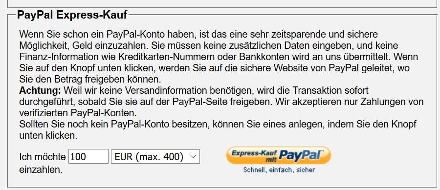 paypal-einzahlung