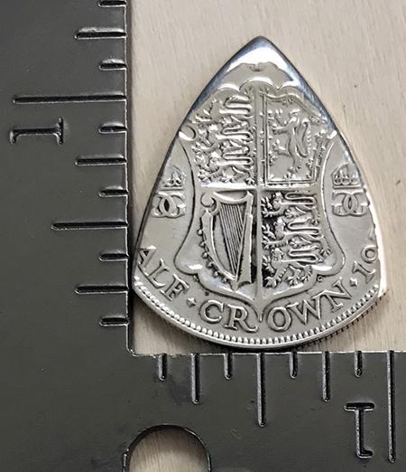 1933 UK Half Crown 3
