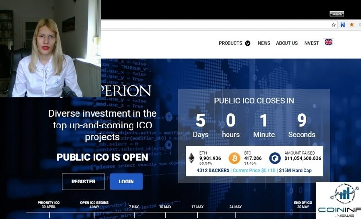 Invictus Hyperion Fund Video _ Coin Info News