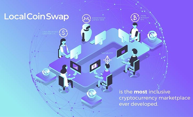 The most inclusive Cryptocurrency Marketplace_LocalCoinSwap_CoinInfoNews