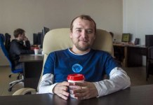lead developer of FairWin Sergey Bolshakov
