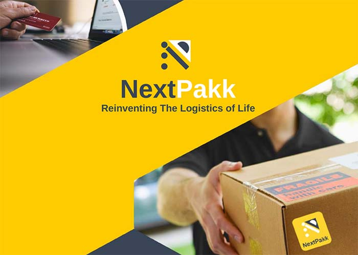 NextPakk: Package Delivery is now on Blockchain