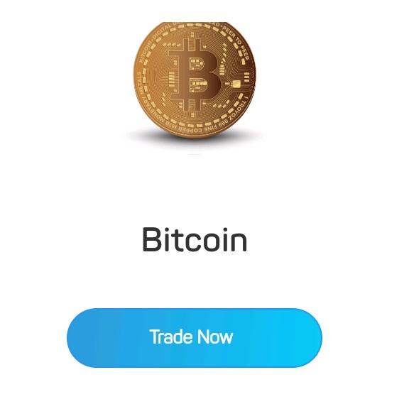 Trade Bitcoin on Patricia