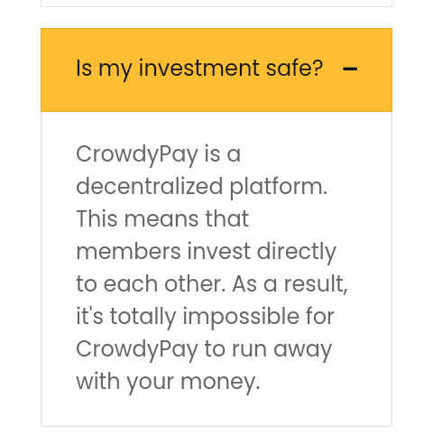 Crowdypay review