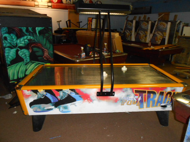 Image result for fasttrack air hockey table