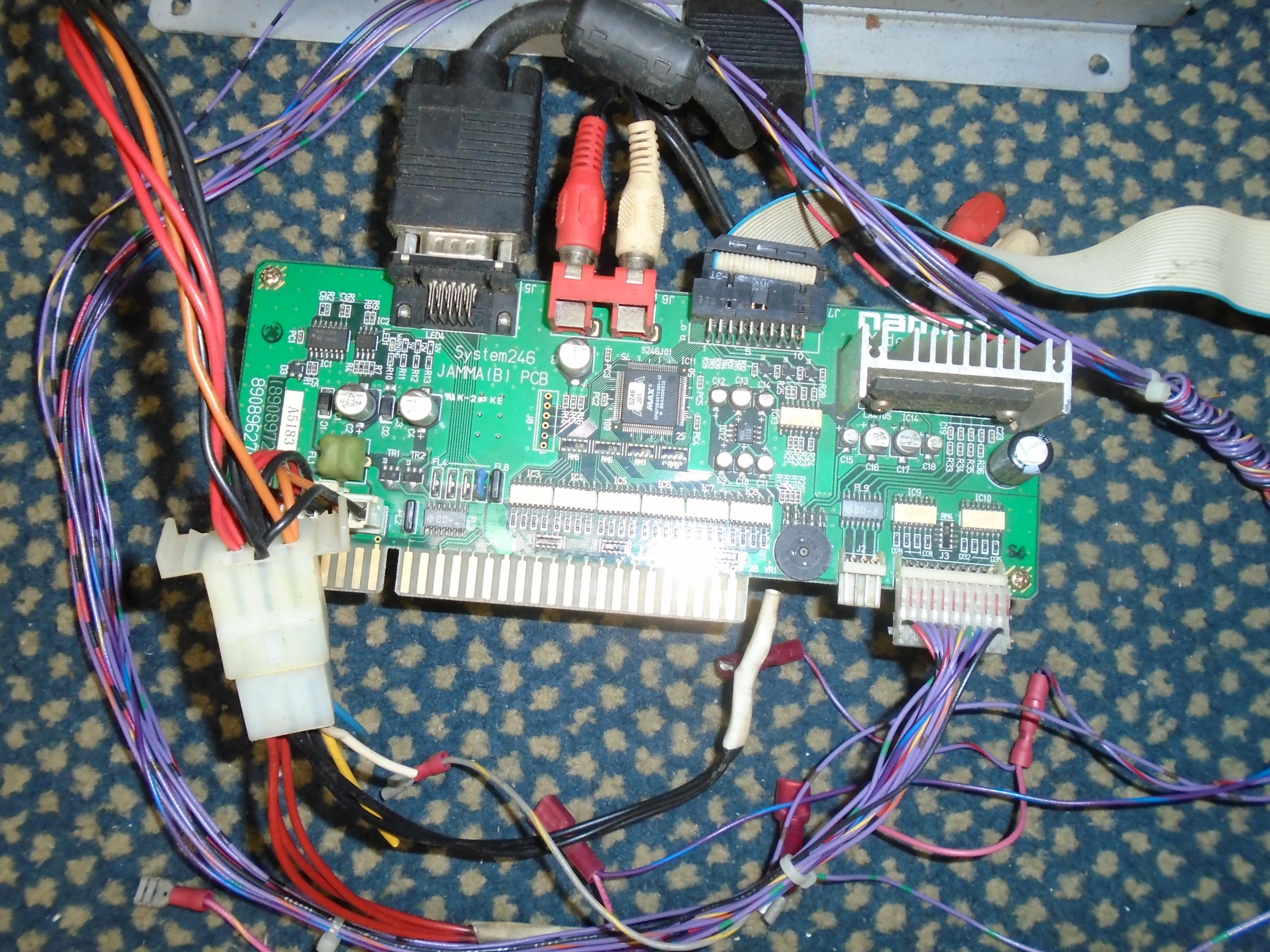 TEKKEN 4 Arcade Machine Game Kit by NAMCO MAIN BOARD%2C IO BOARD %26 SOME WIRING %283%29?resize\=2592%2C1944\&ssl\=1 bobcat s100 wiring diagrams kuryakyn wiring diagram \u2022 45 63 74 91  at gsmx.co