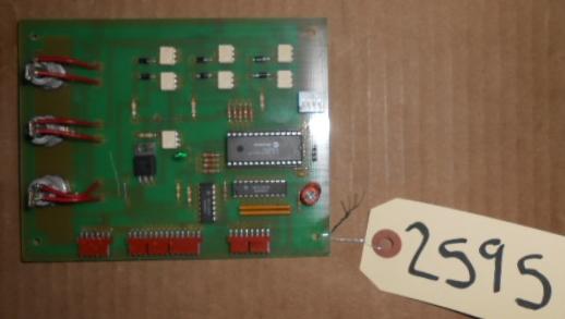 HOLLYWOOD CRANE Arcade Machine Game PCB Printed Circuit