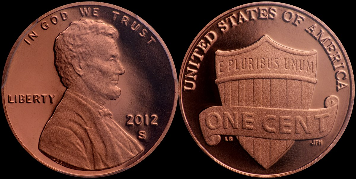 Valuable Pennies 1960 2012