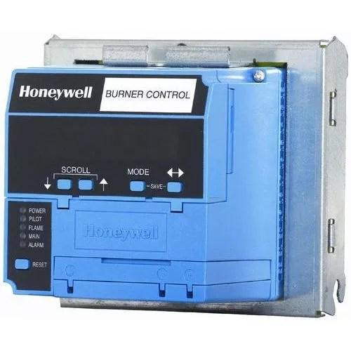 honeywell controlador de flama