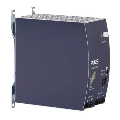 Bracket Soporte para montar fuente de poder marca PULS en coinsamatik ZM1 WALL 3 e1628788573385