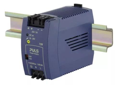 Fuente de poder PULS ML70.100 en coinsamatik 3 e1628788735376