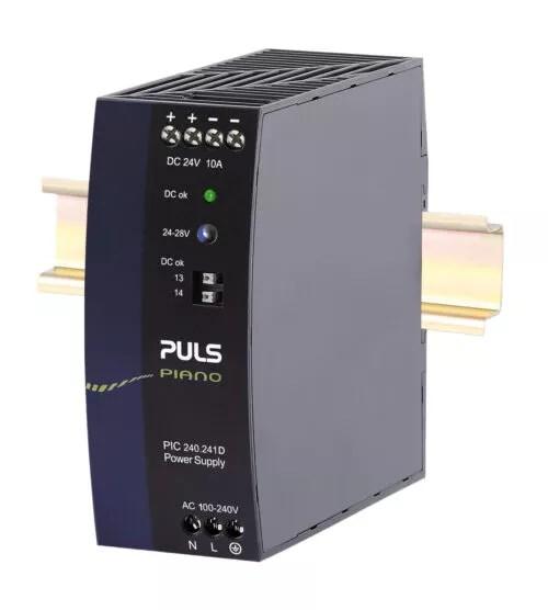 Fuente de poder PULS PC10.241D en coinsamatik 4 e1628788655244