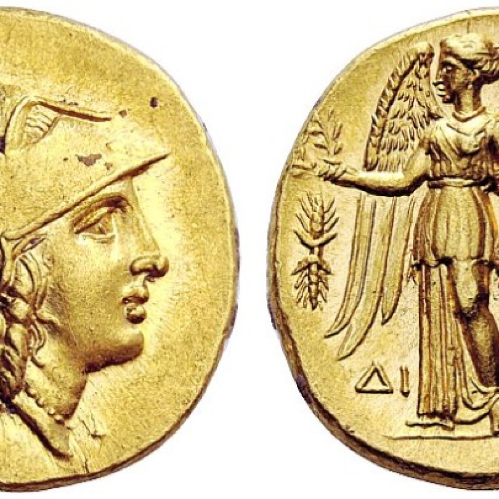 The Gold Staters of Carthage