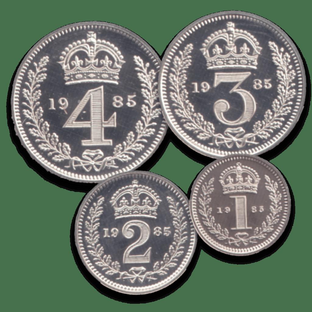 Maundy Money