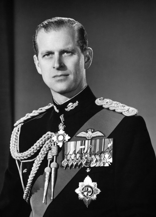 HRH Prince Philip and his work with coin design