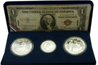 Pearl Harbor Medal Set