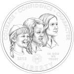 2013 Girl Scouts of the USA Centennial Silver Dollar