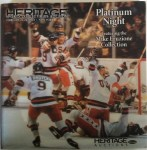 Front Cover of the Heritage Platinum Night Sports Auction