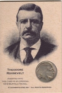Teddy Roosevelt is my favorite president for many reasons including his view on coin designs. BULLY!