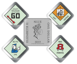 2013 Niue Monopoly Coins struck by the New Zealand Mint. Is this too much?