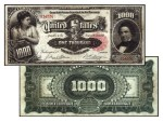 1891 Marcy $1,000 silver certificate (PMG VF25) sells for $2,600,000 by Stacks-Bowers in a private sale.