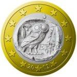Greece 1€ coin