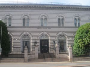 United States Branch Mint in Denver.