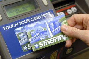 WMATA Smartrip Card
