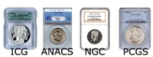 Certified Coins