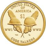 2016 Native American $1 Code Talkers