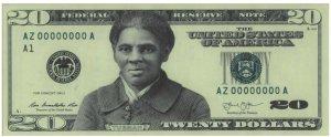 Tubman $20 FRN