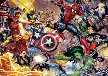 Marvel and DC bars the sale of superhero NFTs by Comic book artists