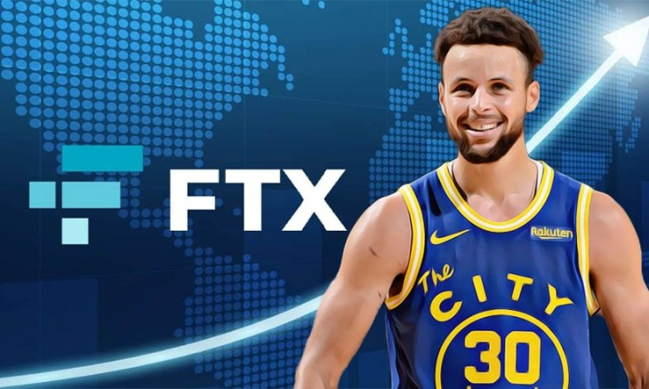 The NBA Hall of Famer Stephen Curry Works with Bitcoin Exchange FTX